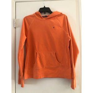 American Eagle Orange Hoodie